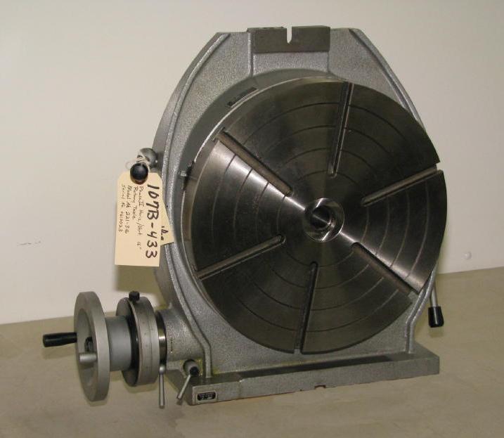 phase ii rotary table manual